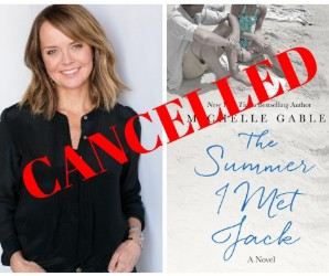 Michelle Gable and book cover