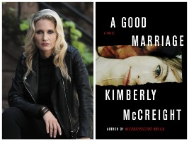 Kimberly McCreight and book cover