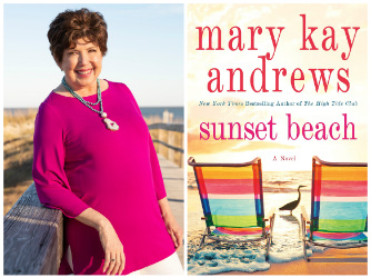 Mary Kay Andrews and book cover