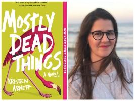 Kristen Arnett and book cover