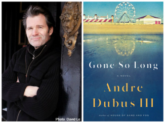 Andre Dubus III photo and book cover image