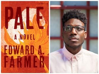 Edward Farmer and book cover