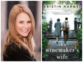 Kristin Harmel and book cover