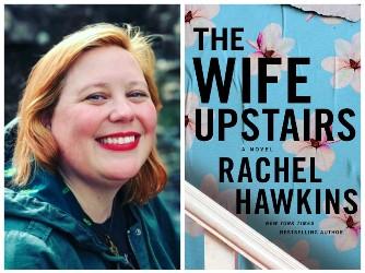 Rachel Hawkins and book cover