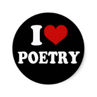 I Love Poetry graphic image