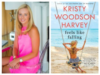 Kristy Woodson Harvey and book cover