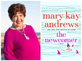 Photo of Mary Kay Andrews and book cover image
