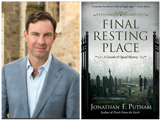 Jonathan F. Putnam photo and book cover image