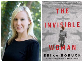 Erika Robuck and book cover