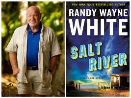 Randy Wayne White and Salt River book cover