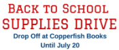 Back to School Supplies Drive