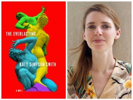 Katy Simpson Smith and book cover