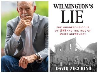 David Zucchino and book cover