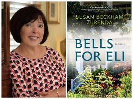 Susan Beckham Zurenda and book cover